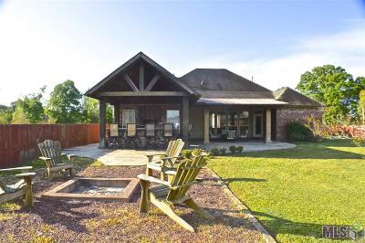 Prairieville Single Family Home For Sale: 43046 Home Place Dr