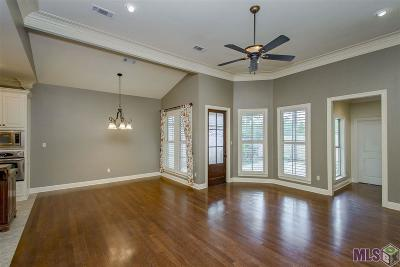 Baton Rouge Single Family Home For Sale: 9524 Country Lake Dr