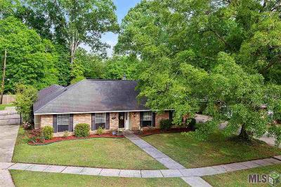 Broadmoor Single Family Home For Sale: 641 N Allyson Dr