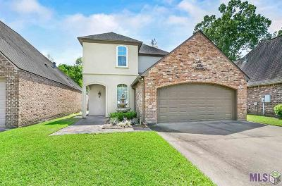 Prairieville Single Family Home For Sale: 36505 Retreat Ln