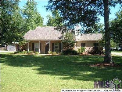 Gonzales Single Family Home For Sale: 40342 Old Hickory Ave