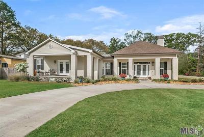 Baton Rouge Single Family Home For Sale: 1038 Audubon Ave