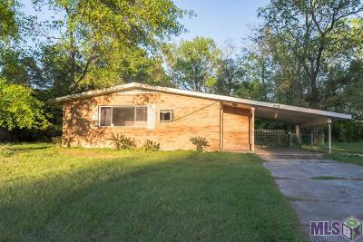Baton Rouge Single Family Home For Auction: 1244 Harco Dr