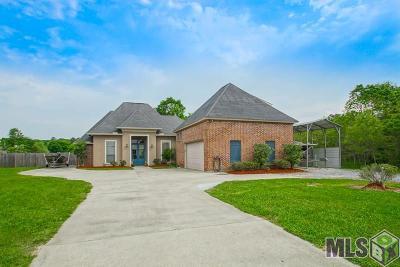 Denham Springs Single Family Home For Sale: 10193 Garden Oaks Ave