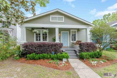 Baton Rouge Single Family Home For Sale: 2170 Wisteria Dr