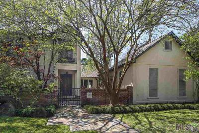 Baton Rouge Single Family Home For Sale: 7618 Copperfield Ct