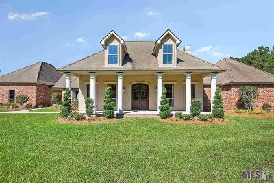 Livingston Parish Single Family Home For Sale: 35141 Walker Rd North