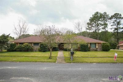 Baker Single Family Home For Sale: 13821 Brantley Dr