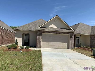 Gonzales Single Family Home For Sale: 14466 Tanya Dr