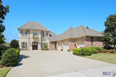 Baton Rouge Single Family Home For Sale: 3140 Lexington Lakes Ave