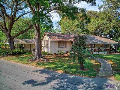 Baton Rouge Single Family Home For Sale: 4661 Tupello St