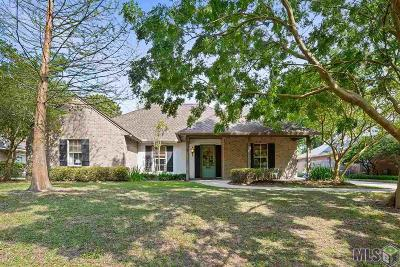 Baton Rouge Single Family Home For Sale: 6255 Destrehan Dr