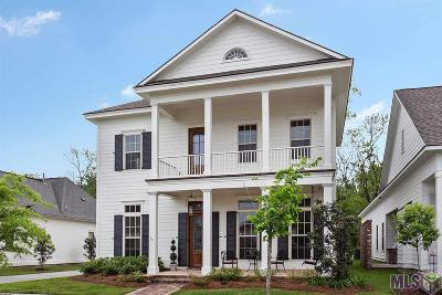 Baton Rouge Single Family Home For Sale: 10634 Preservation Way