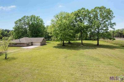 Livingston Single Family Home For Sale: 12626 Florida Blvd