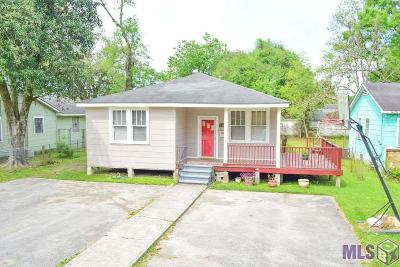 Baton Rouge Single Family Home For Sale: 4735 Bradley St