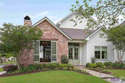 Settlement At Willow Grove Single Family Home For Sale: 11507 The Gardens Dr