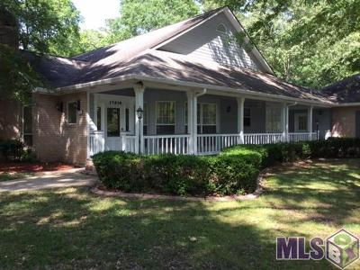 Baton Rouge Single Family Home For Sale: 17510 George Oneal Rd