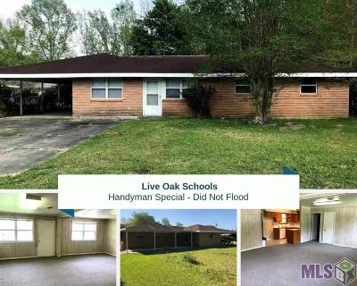 Single Family Home For Sale: 34934 Gravesbriar Dr