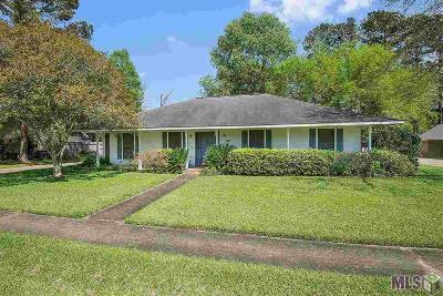Zachary Single Family Home For Sale: 5644 Joan St