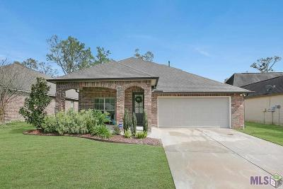 Baton Rouge Single Family Home For Sale: 10431 Montrachet Dr