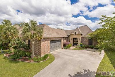 Baton Rouge Single Family Home For Sale: 16948 Highland Club Ave