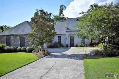 Baton Rouge Single Family Home For Sale: 13508 Landmark Dr