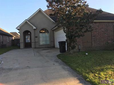 Zachary Single Family Home For Sale: 2544 Old Towne Rd