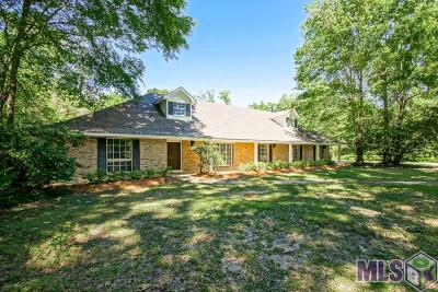 Baton Rouge Single Family Home For Sale: 10157 Joor Rd