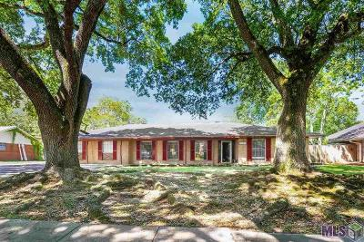 Plaquemine Single Family Home For Sale: 25385 Hackberry Ln