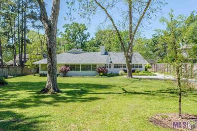 Prairieville, Geismar, Gonzales, Baton Rouge Single Family Home For Sale: 6536 Lasalle Ave