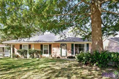 Greenwell Springs Single Family Home For Sale: 10641 Downey Dr
