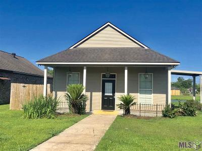 Gonzales Single Family Home For Sale: 15153-A La Hwy 44