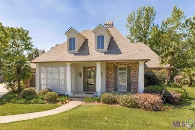 Baton Rouge Single Family Home For Sale: 17869 British Ln