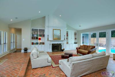 Baton Rouge Single Family Home For Sale: 1839 Applewood Rd