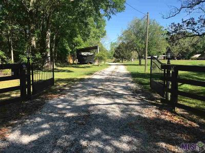 Zachary Residential Lots & Land For Sale: 19190 Plank Rd
