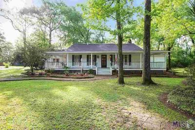 Baton Rouge Single Family Home For Sale: 15816 Castle Ridge St