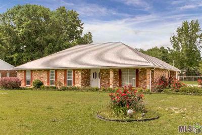 Pecan Grove Estates Single Family Home For Sale: 1838 E Belle Helene St