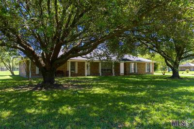 Ascension Parish Single Family Home For Sale: 42286 Jamie Rd