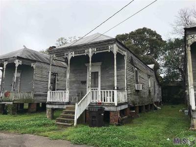 Single Family Home For Sale: 620 Lessard