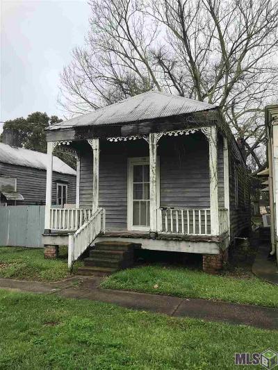 Single Family Home For Sale: 614 Lessard