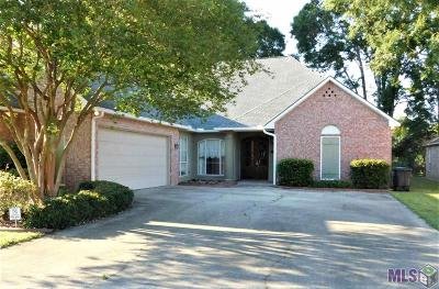 Baton Rouge Single Family Home For Sale: 11931 Foxshire Ct