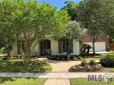 Baton Rouge Single Family Home For Sale: 530 Highland Trace Dr