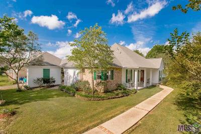 Geismar Single Family Home For Sale: 13115 Bluff Rd