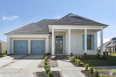 Zachary Single Family Home For Sale: 3145 Stonehedge Dr