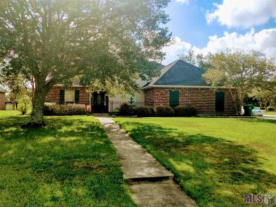 Plaquemine Single Family Home For Sale: 58495 Village Ct