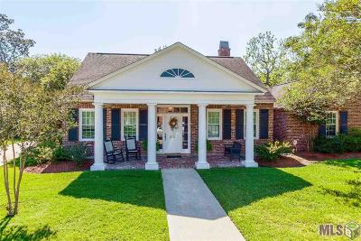 Baton Rouge Single Family Home For Sale: 212 University Highlands Ct