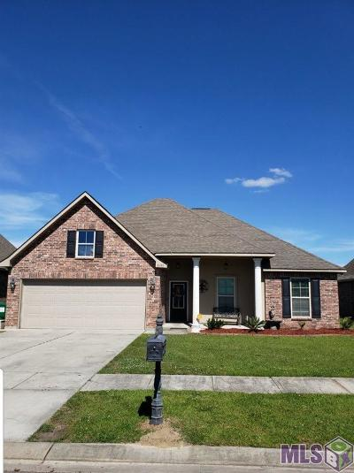 Prairieville Single Family Home For Sale: 16450 Timberstone Dr