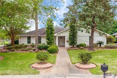 Baton Rouge Single Family Home For Sale: 4064 N Bluebonnet Rd