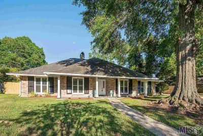 Baton Rouge Single Family Home For Sale: 3602 Lake Laberge Ct