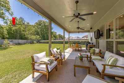 Baton Rouge Single Family Home For Sale: 15631 Mistybrook Dr
